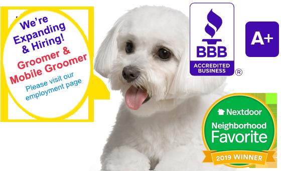 Pet Grooming in Charlotte, Belmont, Huntersville, Matthews, Mount Holly -  Grateful Pets Professional Dog & Pet Grooming & Boarding